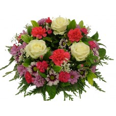 With Sympathy Wreath - Standard
