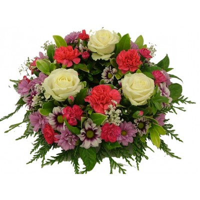 With Sympathy Wreath - Standard