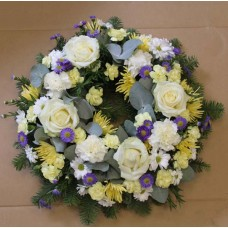 Sympathy Wreath Medium